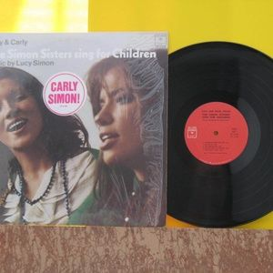 carly lucy simon sisters sing for children kids